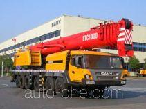 Sany  STC1000 SYM5581JQZ (STC1000) автокран