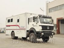 Sany SYN5140TBC control and monitoring vehicle