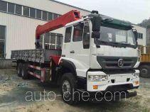 Sany SYP5250JSQZQ грузовик с краном-манипулятором (КМУ)