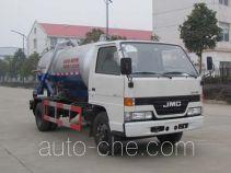 Yandi SZD5060GXWJ4 sewage suction truck