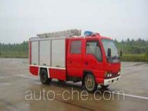 Jiqiu SZX5050TXFBP20 pumper (fire pump vehicle)