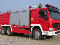 Jiqiu SZX5270TXFGL100 dry water combined fire engine