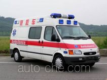 Zhongyi (Jiangsu) SZY5032XJJ emergency care vehicle