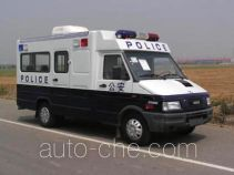 Zhongyi (Jiangsu) SZY5040XQC prisoner transport vehicle