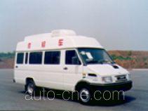 Zhongyi (Jiangsu) SZY5040XTJ medical examination vehicle