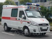 Zhongyi (Jiangsu) SZY5042XJHN5 автомобиль скорой медицинской помощи