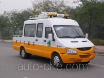 Zhongyi (Jiangsu) SZY5046XGC7 engineering works vehicle