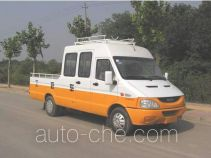 Zhongyi (Jiangsu) SZY5046XGC8 engineering works vehicle