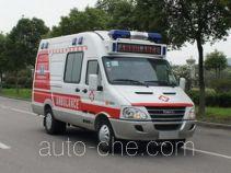 Zhongyi (Jiangsu) SZY5046XJHN6 ambulance