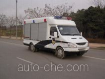 Zhongyi (Jiangsu) SZY5047XJX multi-purpose repair works vehicle