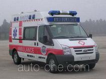 Zhongyi (Jiangsu) SZY5038XJH3 автомобиль скорой медицинской помощи