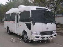 Zhongyi (Jiangsu) SZY5050XYL автомобиль для медицинского физического осмотра