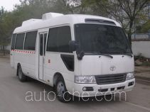 Zhongyi (Jiangsu) SZY5050XYL physical medical examination vehicle