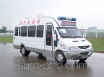Zhongyi (Jiangsu) SZY5051XYT medical examination vehicle