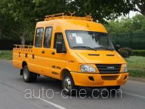 Zhongyi (Jiangsu) SZY5054XGCN3 engineering works vehicle