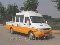Zhongyi (Jiangsu) SZY5056XGC8 engineering works vehicle