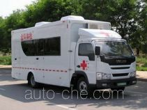 Zhongyi (Jiangsu) SZY5060XYT medical examination vehicle