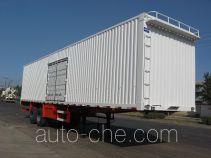 Kelier SZY9282XXY box body van trailer