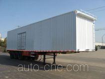 Kelier SZY9281XXY box body van trailer