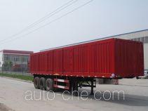 Kelier SZY9320XXY box body van trailer