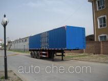 Kelier SZY9380XXY box body van trailer