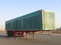 Kelier SZY9381XXY box body van trailer