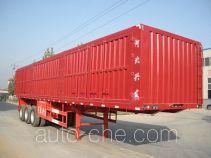 Kelier SZY9384XXY box body van trailer