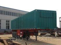 Kelier SZY9400XXY box body van trailer