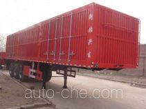Kelier SZY9401XXY box body van trailer