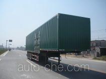 Kelier SZY9403XXY box body van trailer