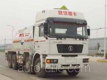 德尊牌SZZ5315GHYNN306型化工液体运输车