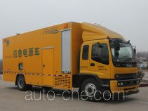 Daiyang TAG5160XDY power supply truck