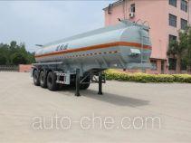 Daiyang TAG9400GFW corrosive materials transport tank trailer