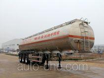 Daiyang TAG9400GYY aluminium oil tank trailer