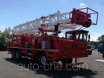 Hangtian Taite TAS5361TXJ well-workover rig truck