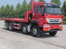 Wuyue TAZ3315Z32A flatbed dump truck