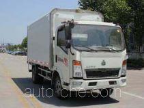 Wuyue TAZ5044XYKA wing van truck