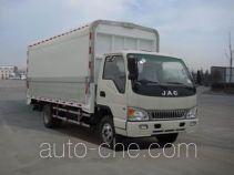 Wuyue TAZ5083XYK wing van truck
