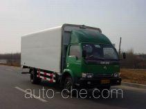 Wuyue TAZ5103XXY wing van truck