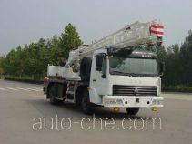 Wuyue  QY10A TAZ5133JQZQY10A truck crane