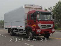 Wuyue TAZ5164XYKA wing van truck