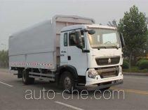 Wuyue TAZ5164XYKB wing van truck