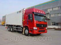 Wuyue TAZ5253XYKA wing van truck