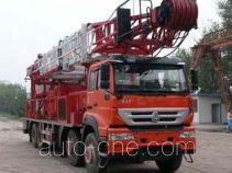 Wuyue TAZ5374TXJ well-workover rig truck