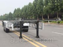 Wuyue TAZ9354TJZB container transport trailer
