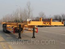 Wuyue TAZ9404TJZF container transport trailer