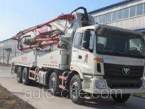 Tielong TB5390THB concrete pump truck