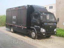 Baolong TBL5070XFB полицейский автомобиль для борьбы с массовыми беспорядками