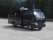 Zhongtian Zhixing TC5070XPB explosive ordnance disposal equipment transporter