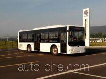 南车时代牌TEG6106EHEV14型混合动力城市客车